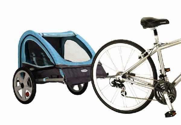 インステップ テイク2 ダブル バイクトレーラー 2人乗り用 チャイルドトレーラー 自転車トレーラー けん引 InStep