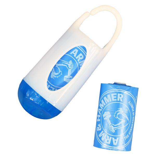 Munchkin ダイパーバッグ トラッシュパック スターターセット ホワイト 11302 おむつ処理袋