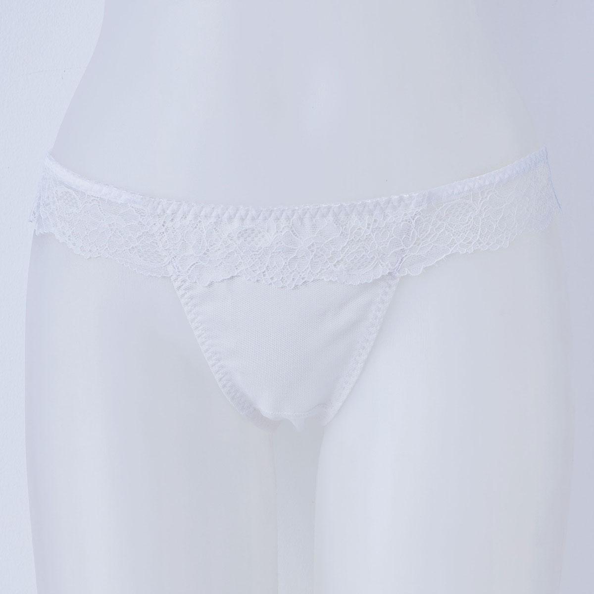 エンジェルレースアップブラ&ショーツ、Tバック (Angel Lace Up Bra&Shorts、T-back)