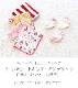プチサイズ2段 おむつケーキ女の子 プチパルフェ ガールベビー