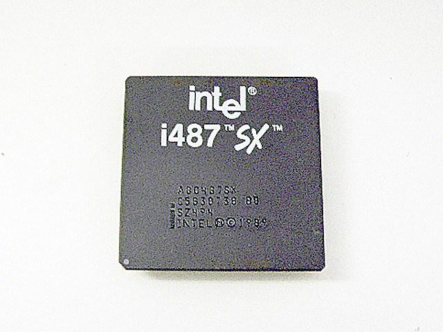 i487SX(中古)