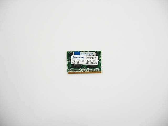 PC2-4200S/DDR2-533/1GB(Micro)(中古)