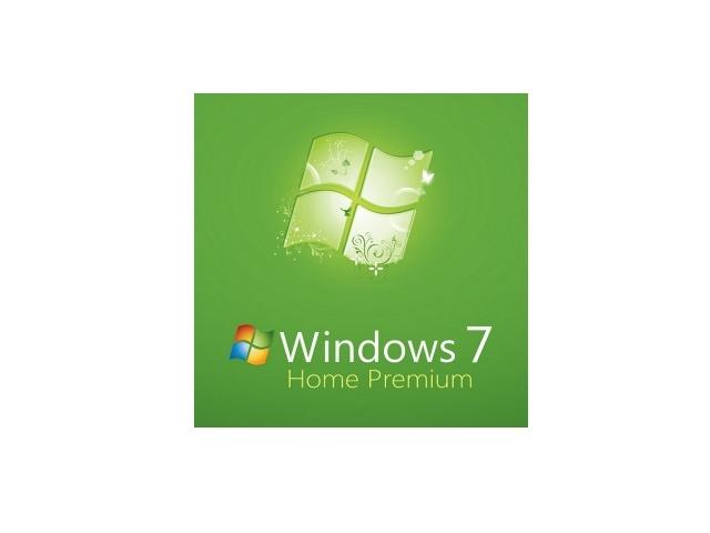 Windows 7 Home Premium 32bit DSP + メモリ (中古)