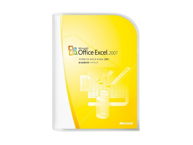 Excel 2007(中古)