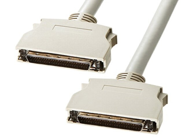 SCSIケーブル(KB-SPP1K)(新品)