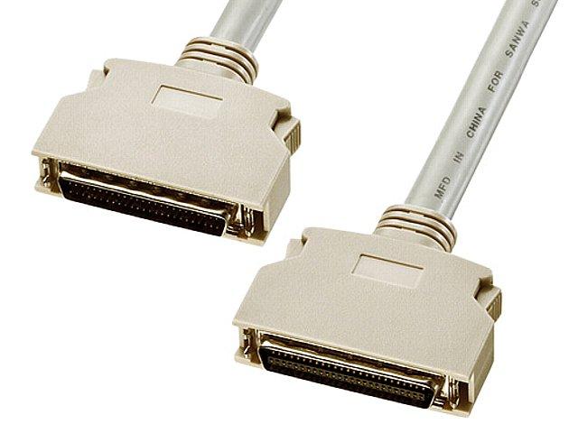 SCSIケーブル(KB-SHP1K)(新品)