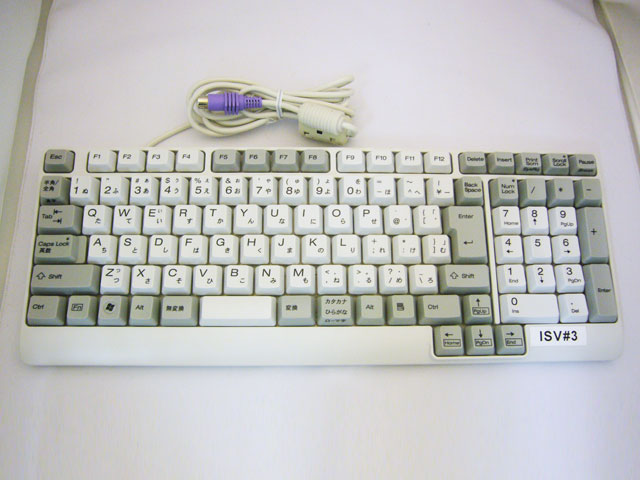 FC98NX対応小型キーボード (FC-KB006)(中古)