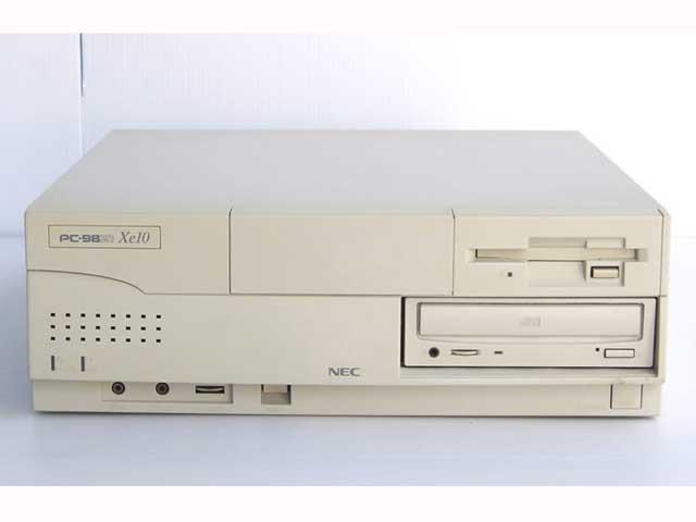 PC-9821Xe10/S15 (中古)