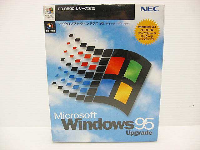 Windows95(Upgrade版) for PC98(新品)
