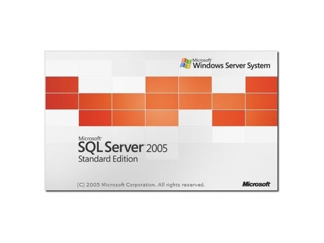 SQL Server 2005 Standard Edition プロセッサライセンスon プロセッサライセンス(新品)