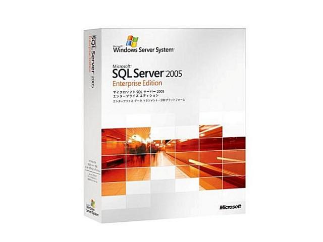SQL Server 2005 Enterprise Edition  25CALtion  25CAL(新品)