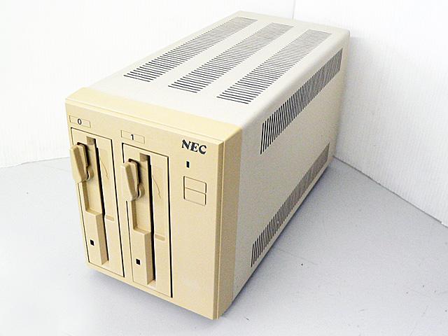 外付5インチFDダブルドライブ N5267-07(中古)
