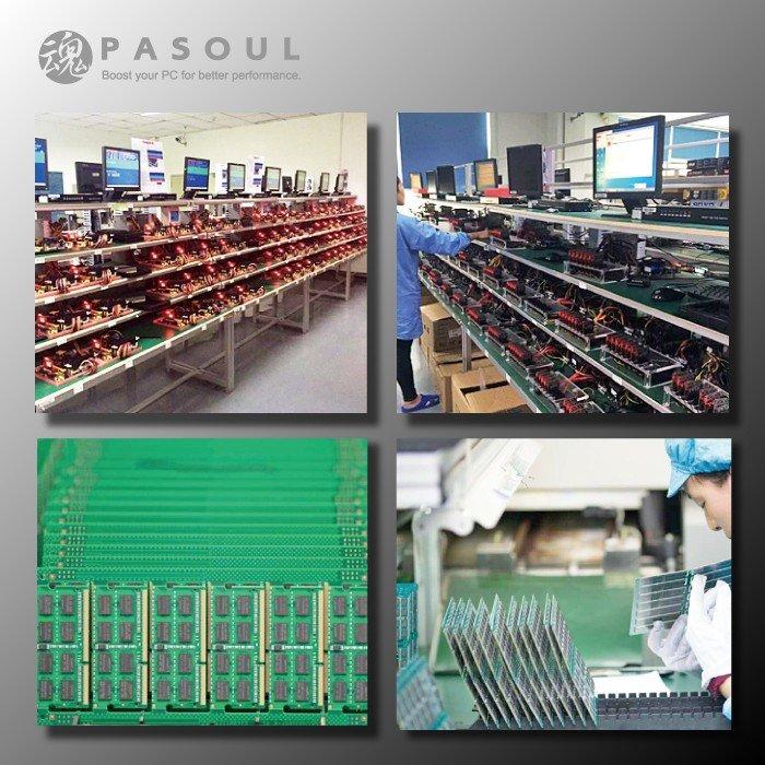 PASOUL 魂 SSD 120GB 2.5インチ SATA 送料無料 3年保証