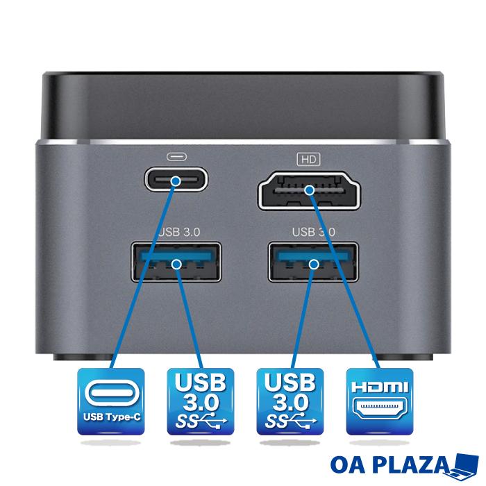 ミニパソコン 新品 ミニデスクトップPC リビングPC Intel Celeron N4100 メモリ8GB 新品SSD128GB M.2 2242 SATA3.0 4K出力対応 重さ僅か120g Windows10Pro USB3.0 Bluetooth 4.2搭載 無線LAN付き Bluetooth 小型パソコン M1T
