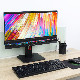 一体型PC 27インチワイド液晶 フルHD ASUS社マザーボード使用 デスクトップパソコン Corei7 8700 3.2GHz 第8世代 メモリ8GB 新品SSD128GB M.2 2280 SATA3.0 HDMI ピボット機能 画面回転 Win10Pro Pasoul OA-DTPRO-27