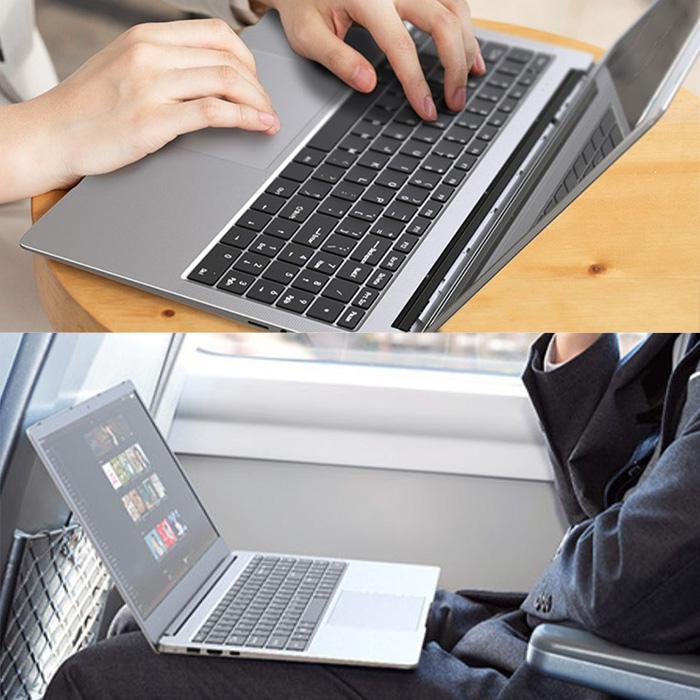 15.6インチワイド液晶 フルHD ノートパソコン Intel Atom x5-Z8350 1.44GHz メモリ4GB DDR4 eMMC64GB USB3.0 HDMI WEBカメラ Windows10 英語キーボード配列