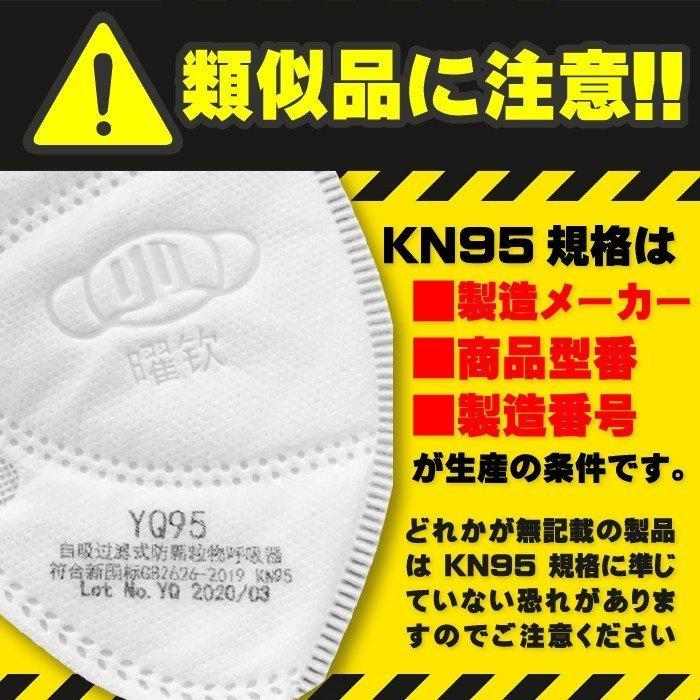 マスク 3枚セット 防災 緊急時 備蓄 最新基準クリア GB2626-2019対応 KN95 マスク 送料無料 コロナ対策 立体マスク 不織布 ウィルス飛沫 PM2.5 風邪 花粉 YQ95