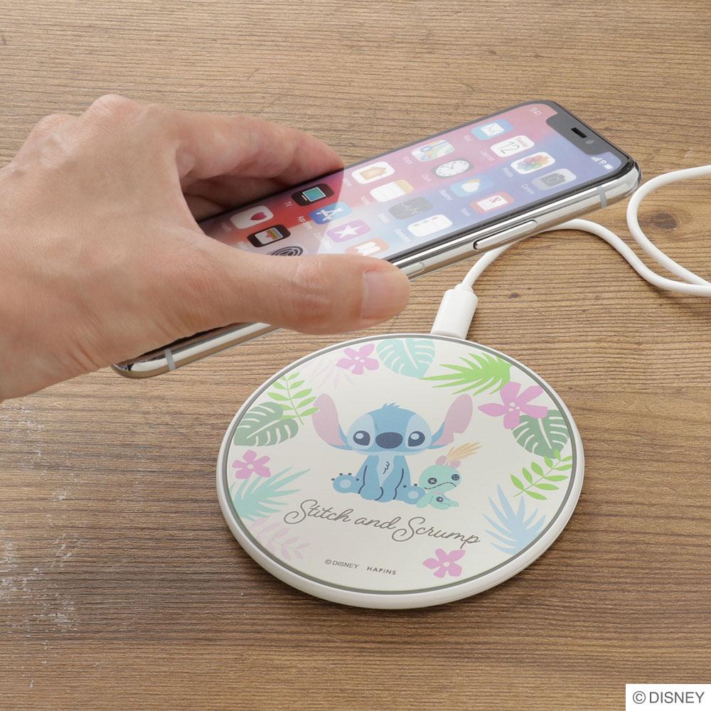 スティッチ ワイヤレス充電器