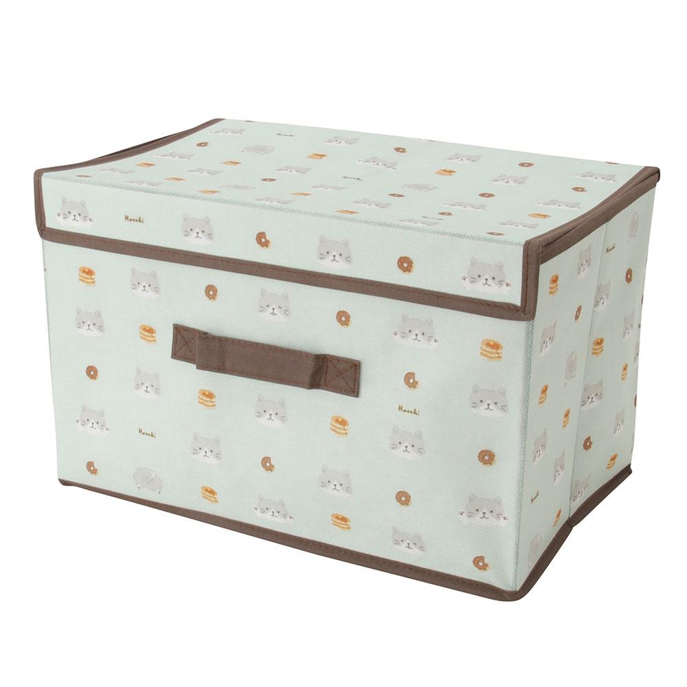 FukuFukuNyanko ふわり不織布収納BOX