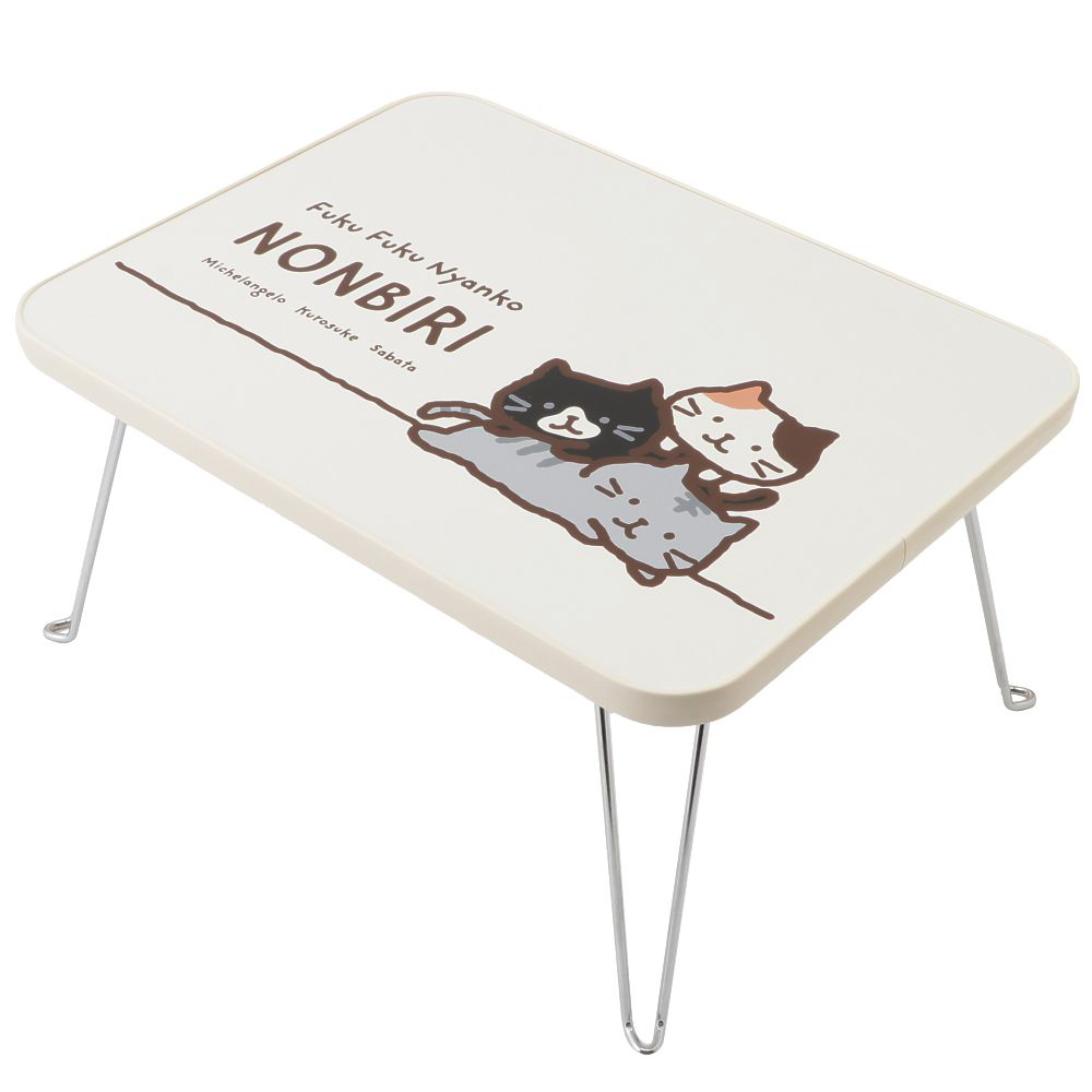 FukuFukuNyanko スタンプミニテーブル