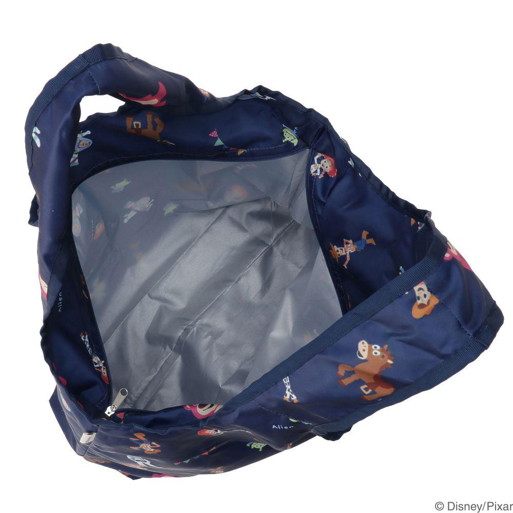 トイ・ストーリー 巾着入り保冷保温エコバッグ