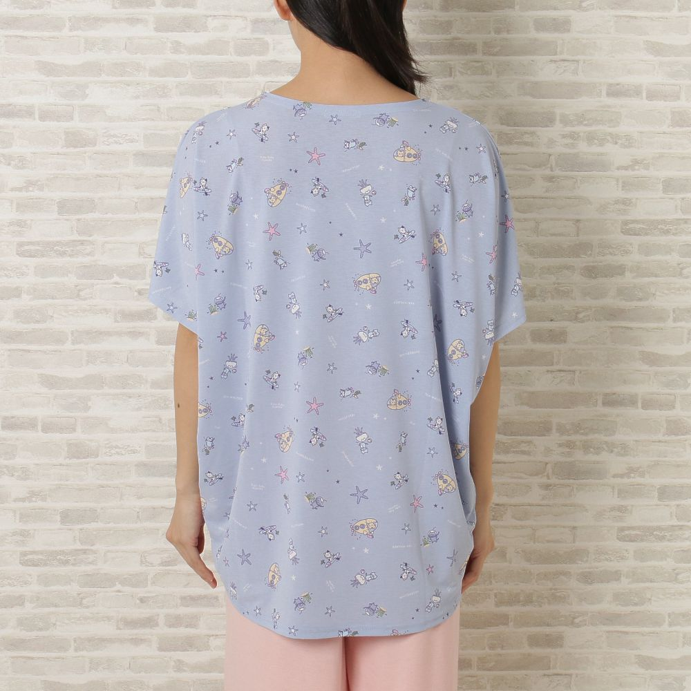 FukuFukuNyanko リゾート涼感Tシャツ