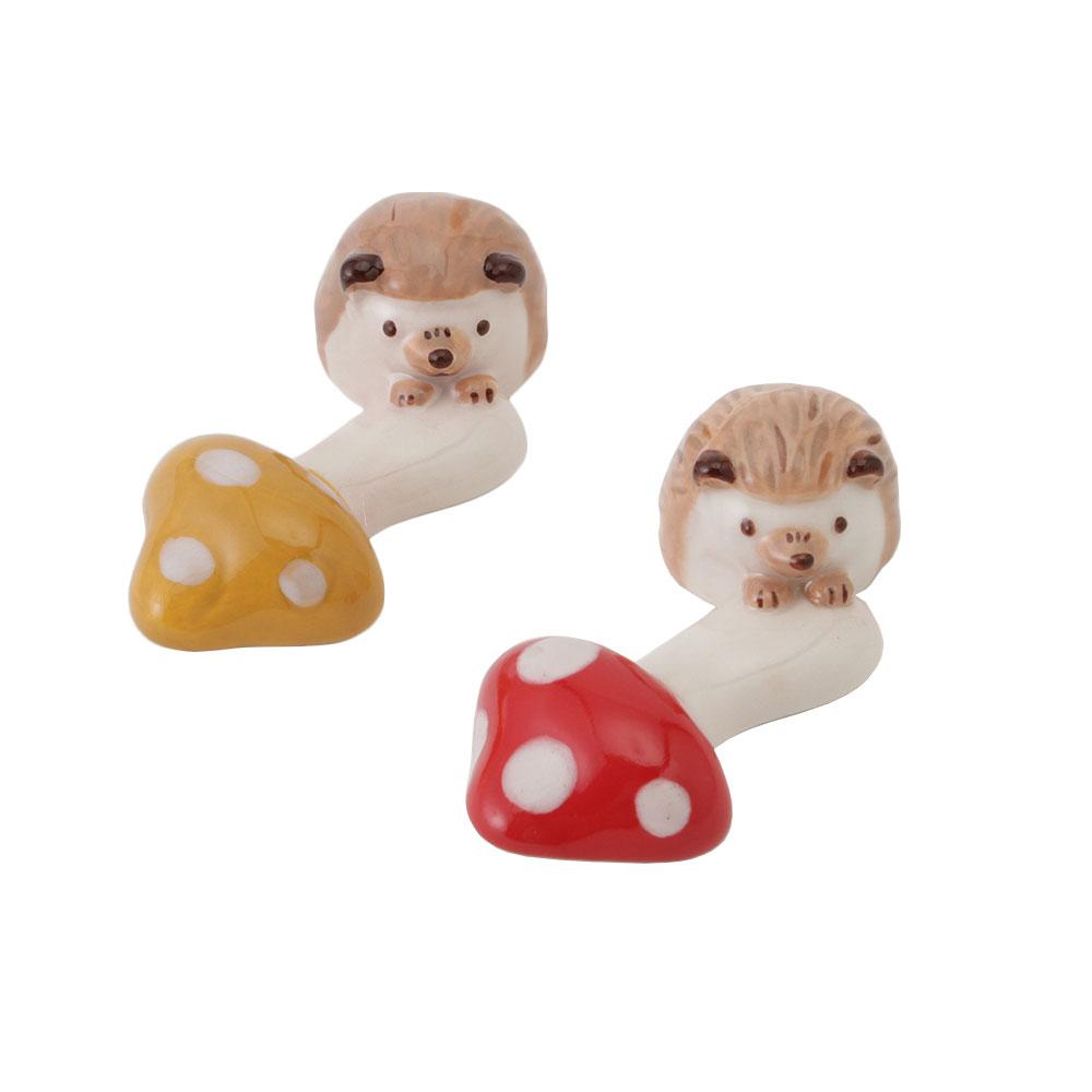 HAPPY Animals ハリネズミ箸置き