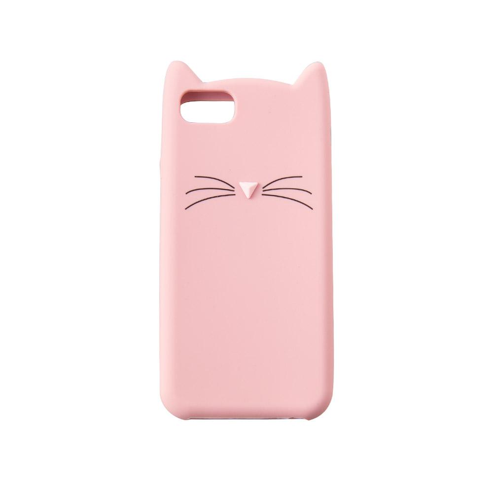 ネコシリコン携帯ケース
