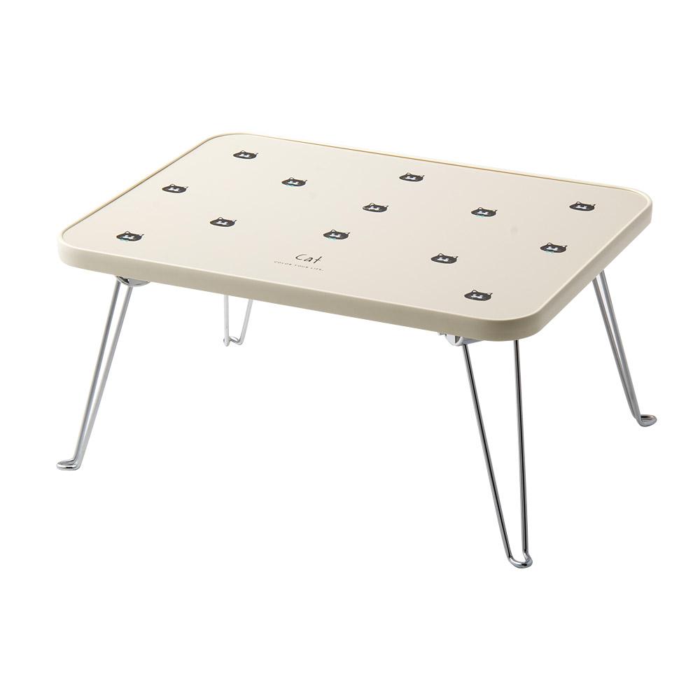 アニマルプリントミニテーブル