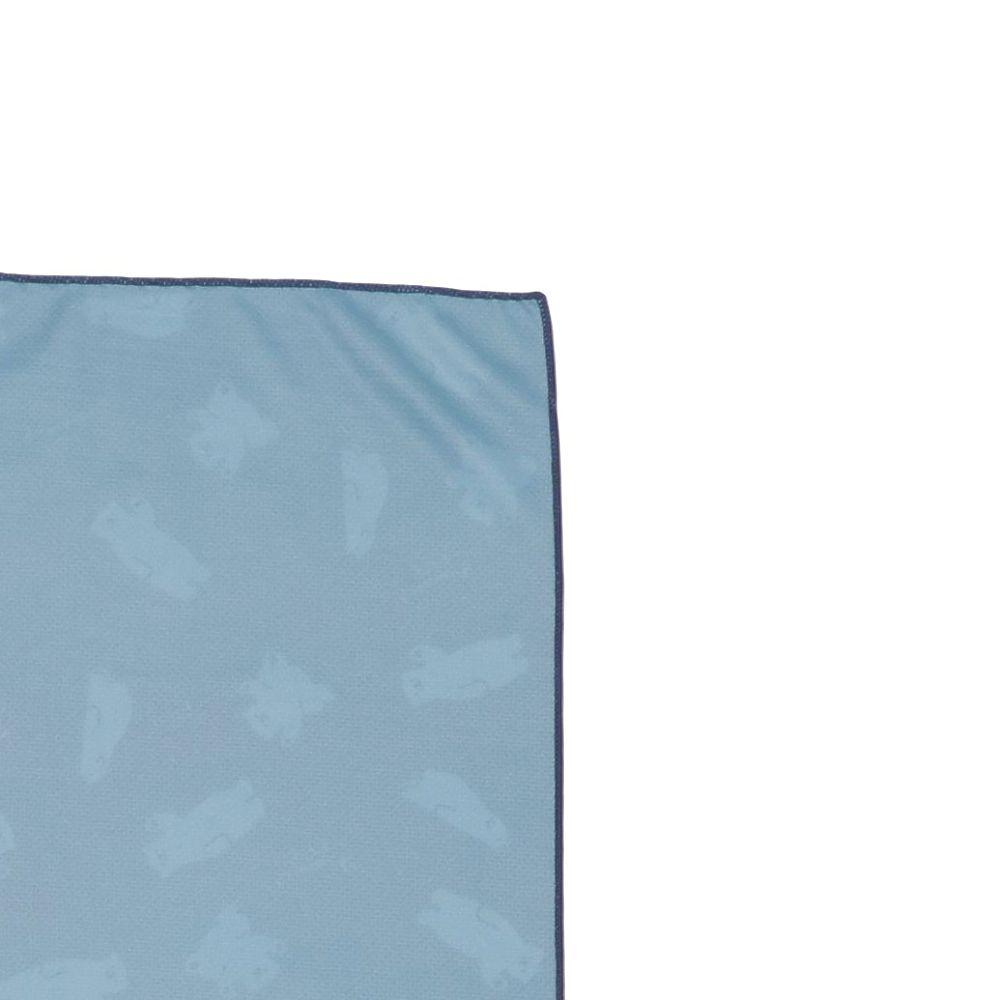 ポケット付きクールタオル
