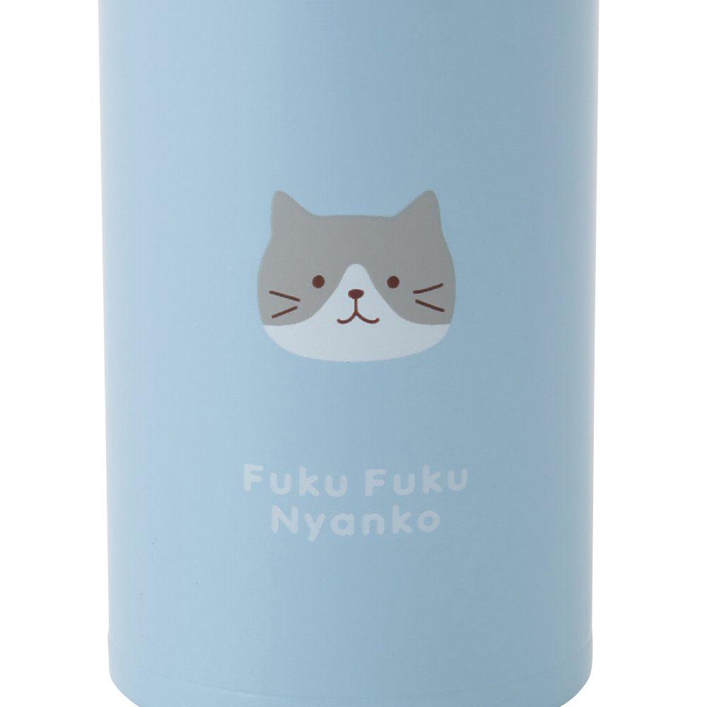 FukuFukuNyanko 無地スリムボトル