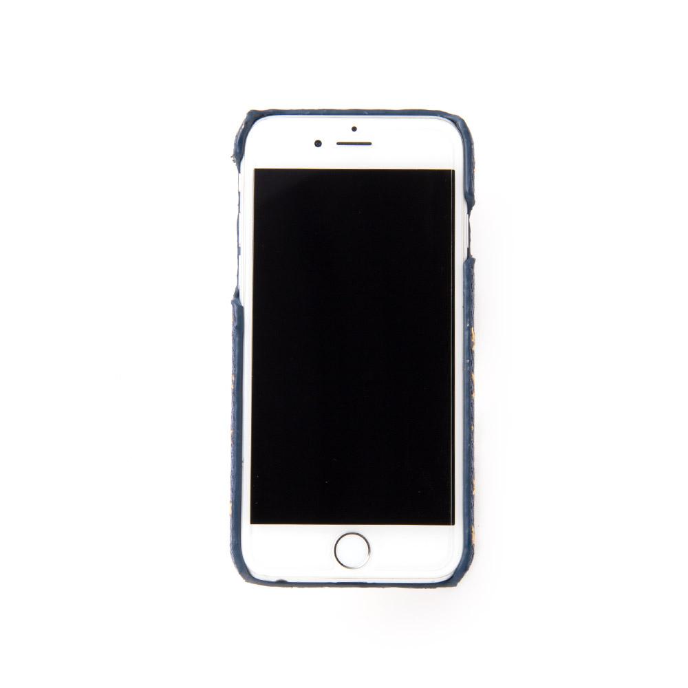デニムラメスター携帯ケース