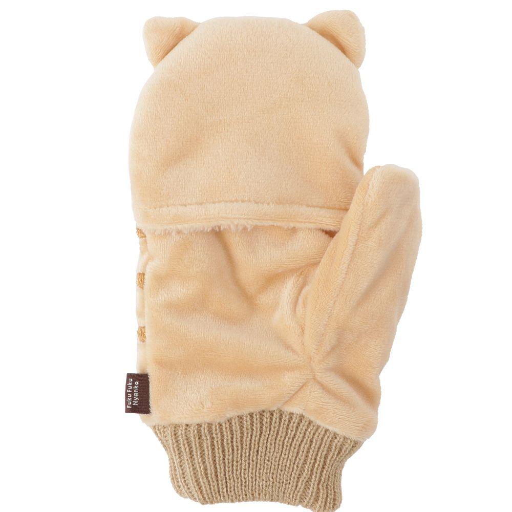 FukuFukuNyanko ミトン型手袋
