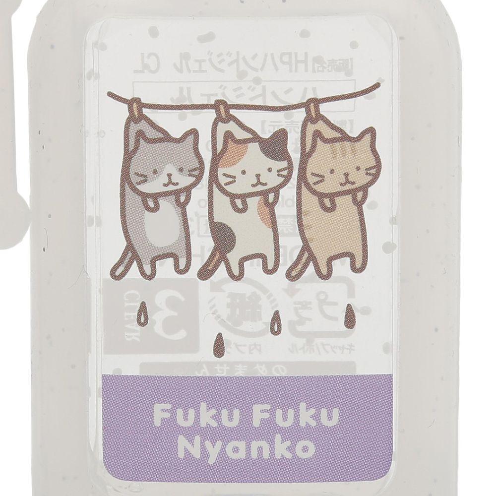 FukuFukuNyanko アルコール除菌ハンドジェル