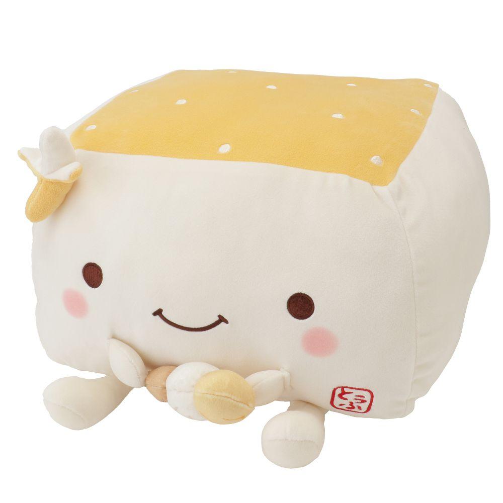 はんなり豆腐ジェラートクッション Lサイズ
