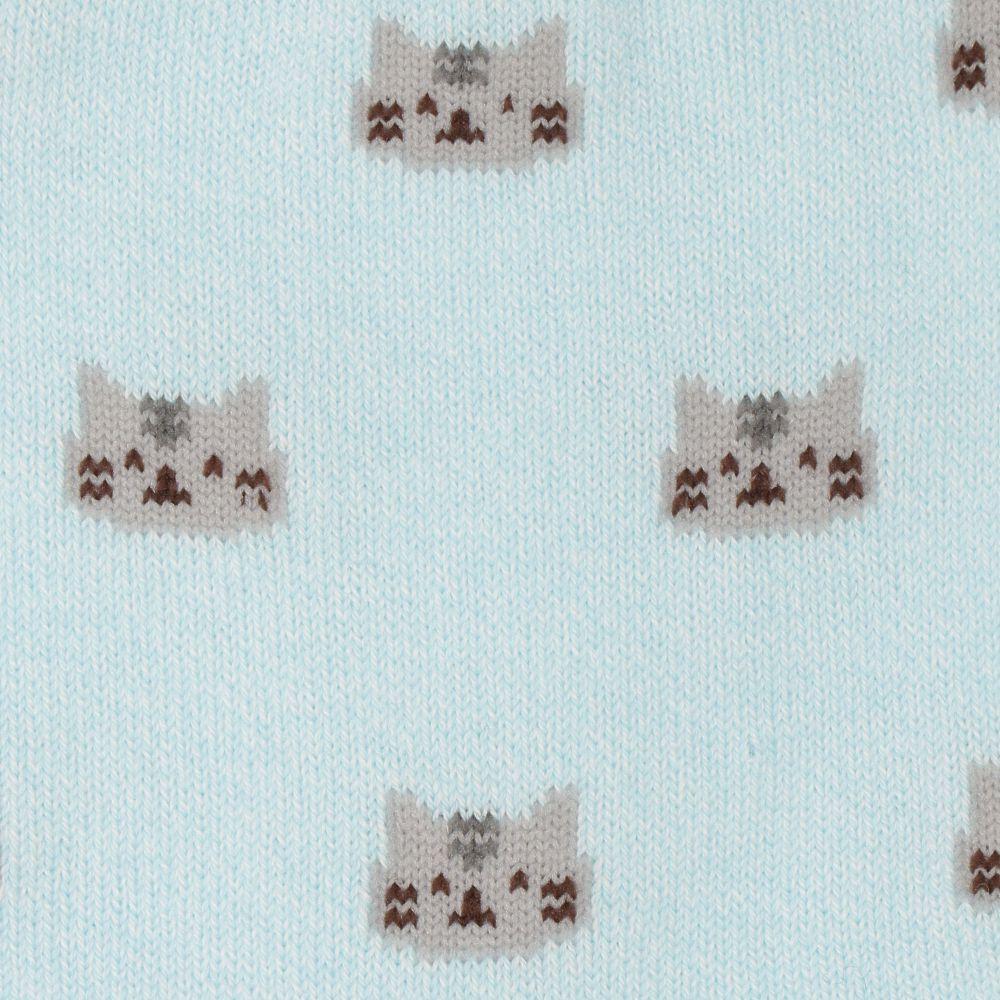 FukuFukuNyanko 高機能クルーソックス【3足税込1100円】