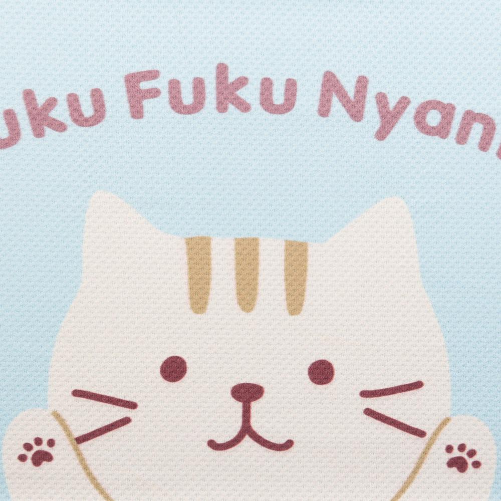 FukuFukuNyankoクールタオル