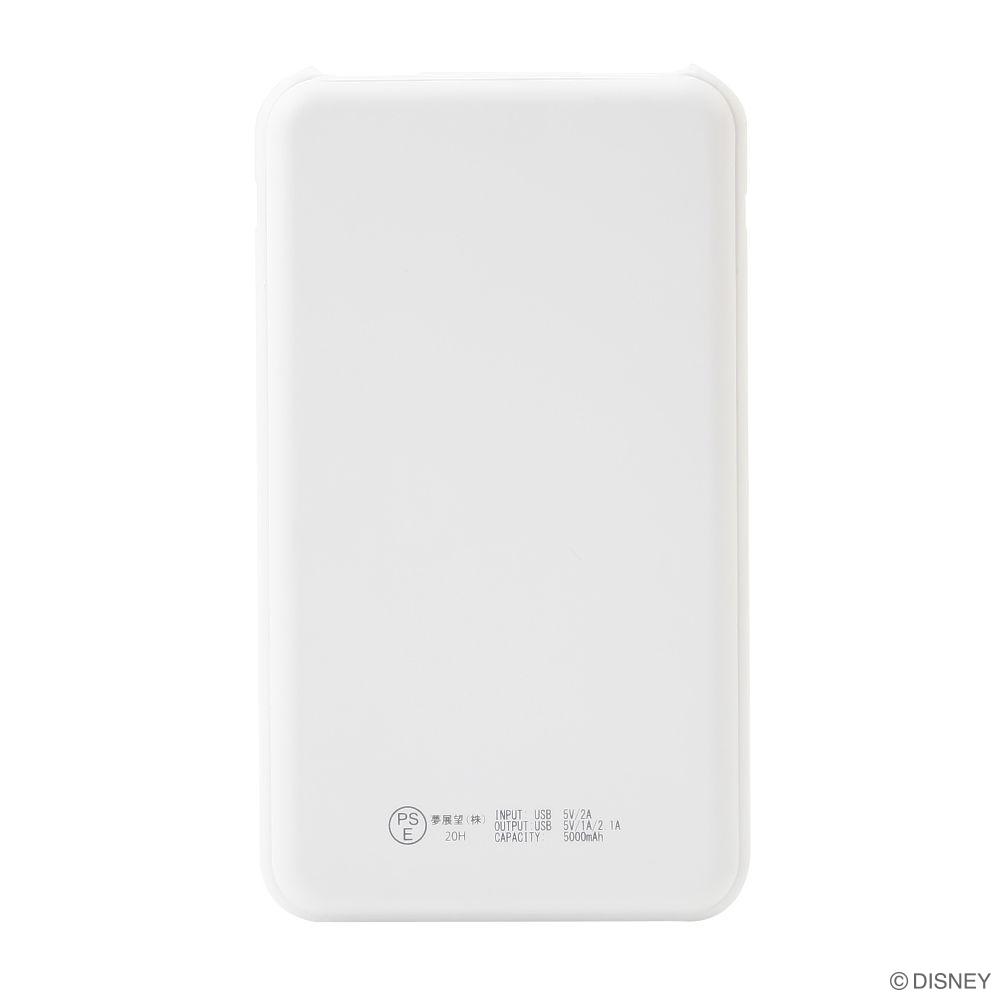 チップ&デール モバイルバッテリー(5000mAh)