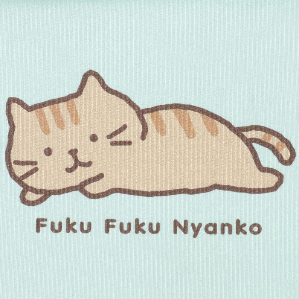 FukuFukuNyanko スクエアビーズクッション【2/26初回出荷予定】