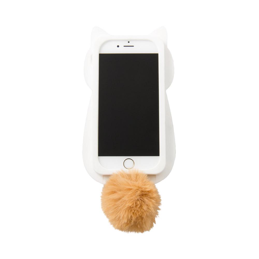 FukuFukuNyankoダイカット携帯ケース