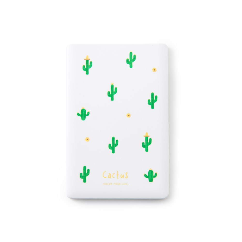 カード型モバイルバッテリー