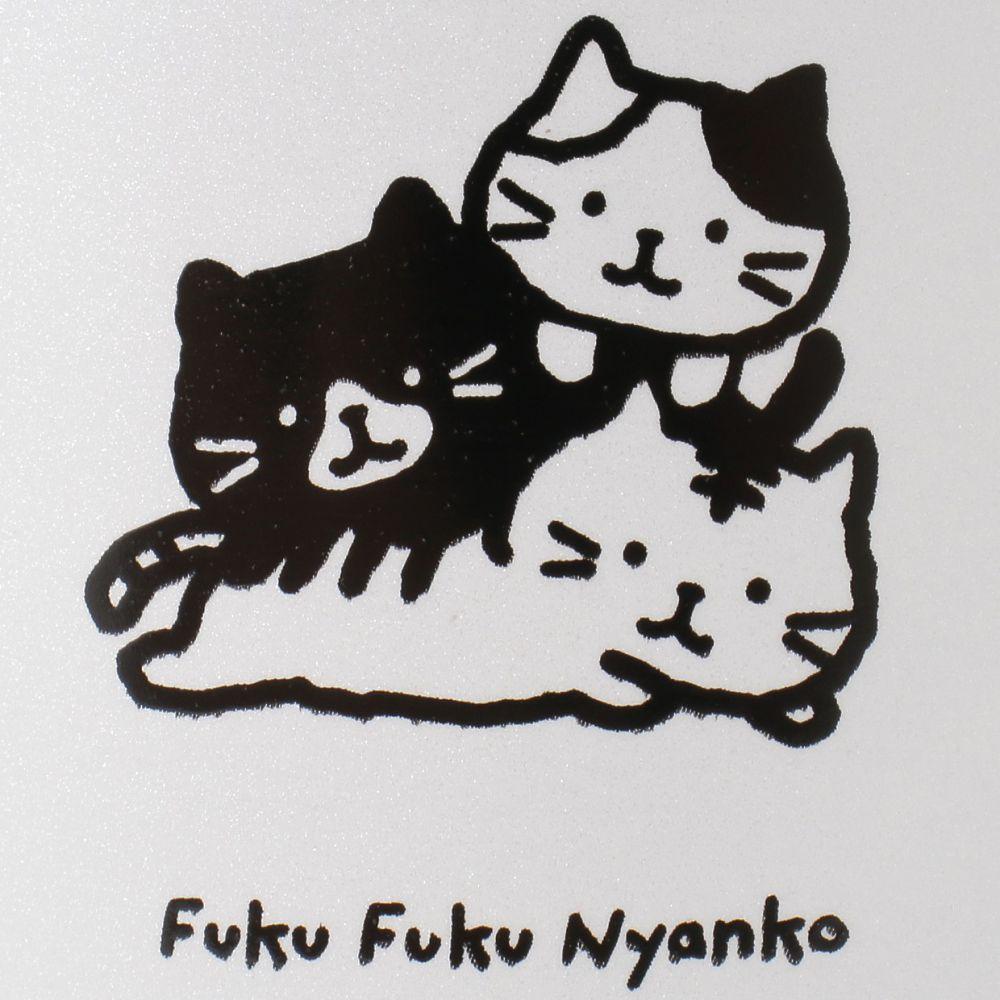 FukuFukuNyanko ステンレスマグカップ