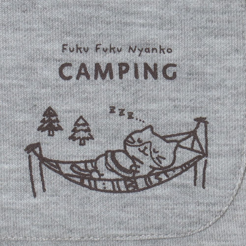 FukuFukuNyanko サロペットエプロン