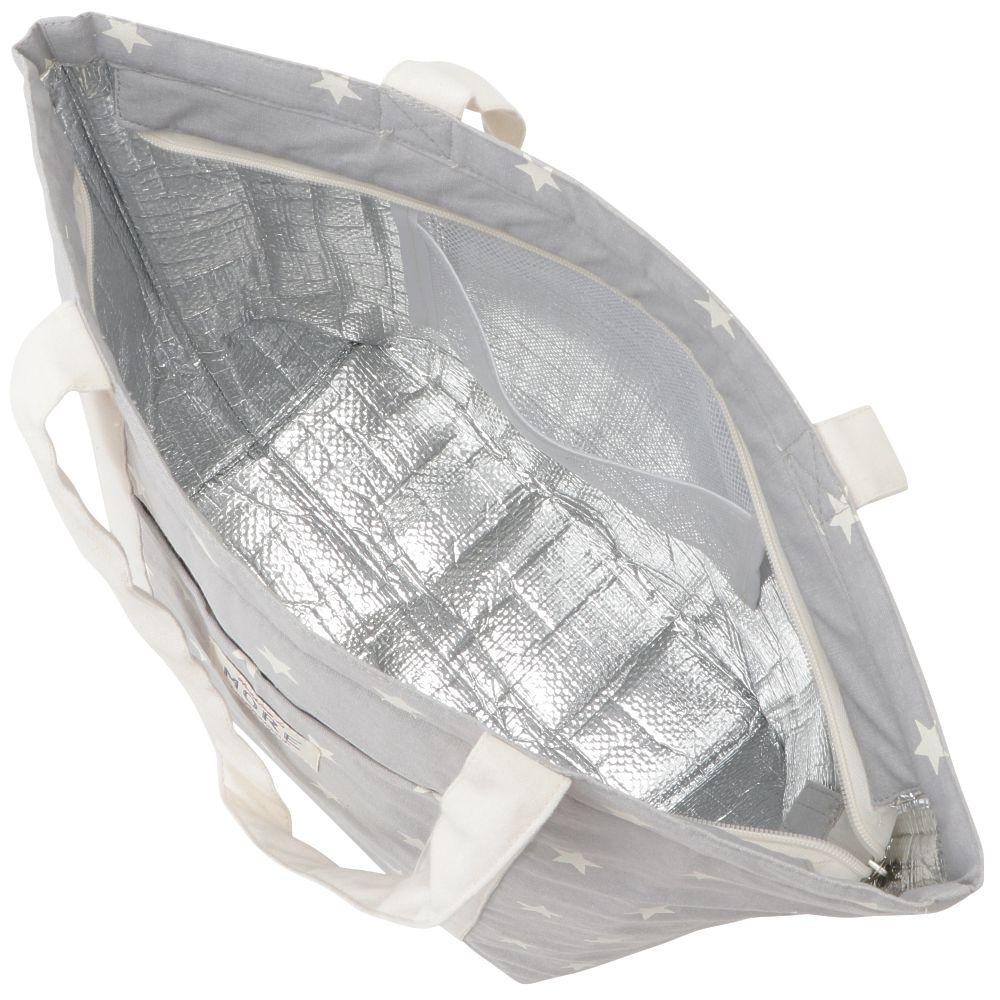 スター保冷保温キャンバストートバッグ