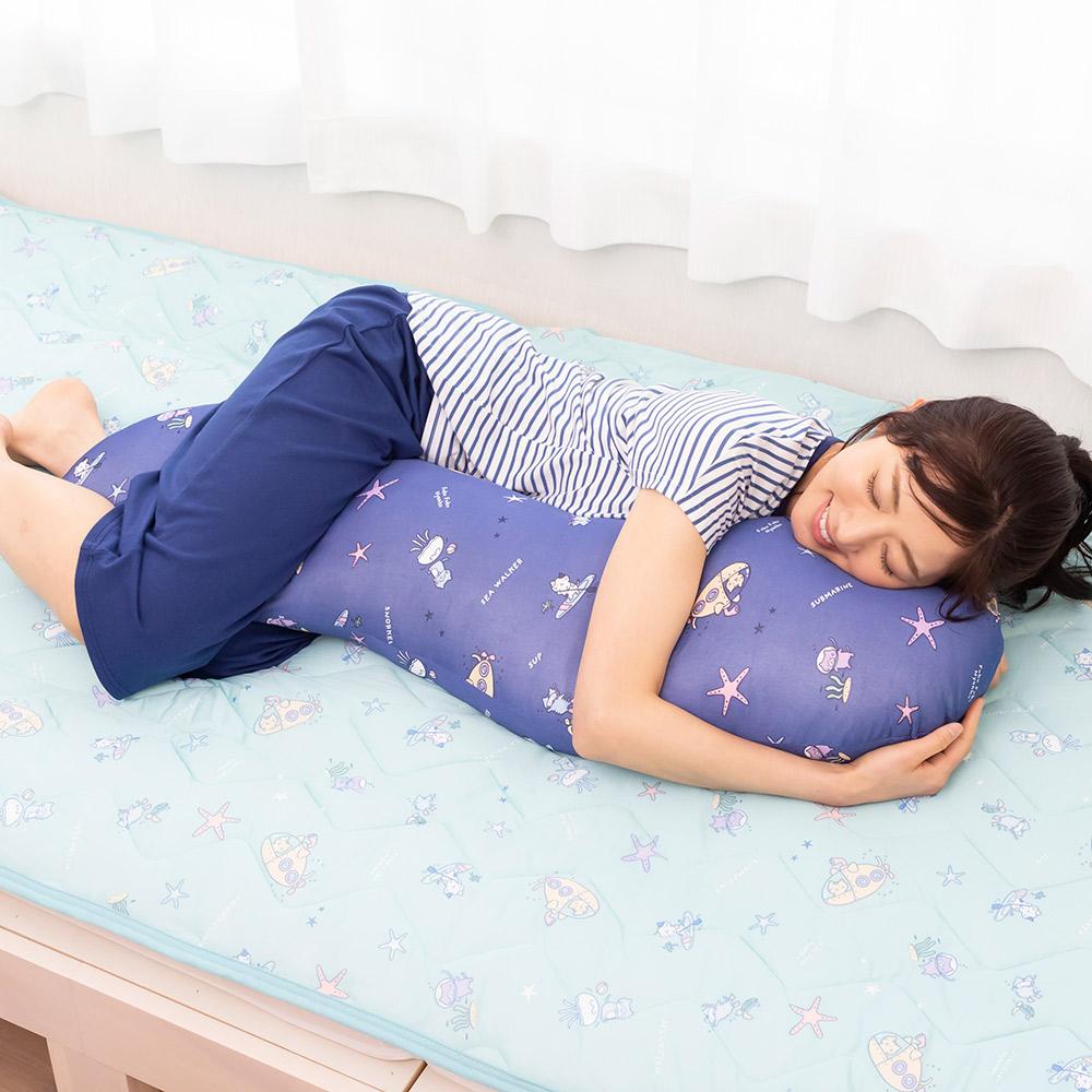 FukuFukuNyanko リゾート接触冷感抱き枕