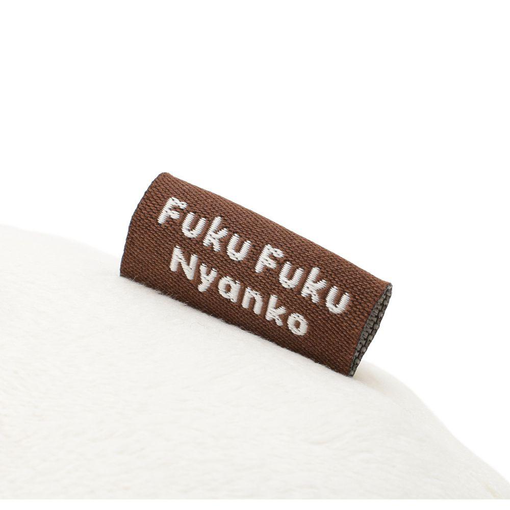 FukuFukuNyanko ベーグルクッション
