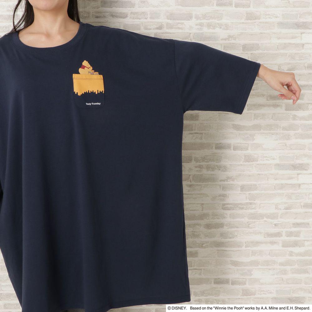 プーさん / ビッグTシャツ