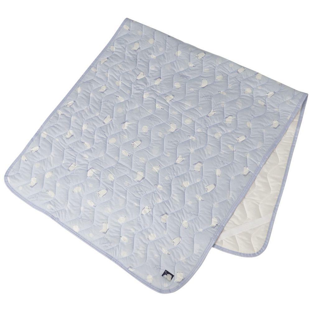 アニマル接触冷感敷きパッド