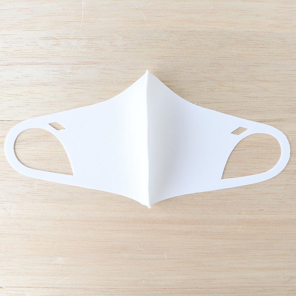無地クールマスク(3枚入り)