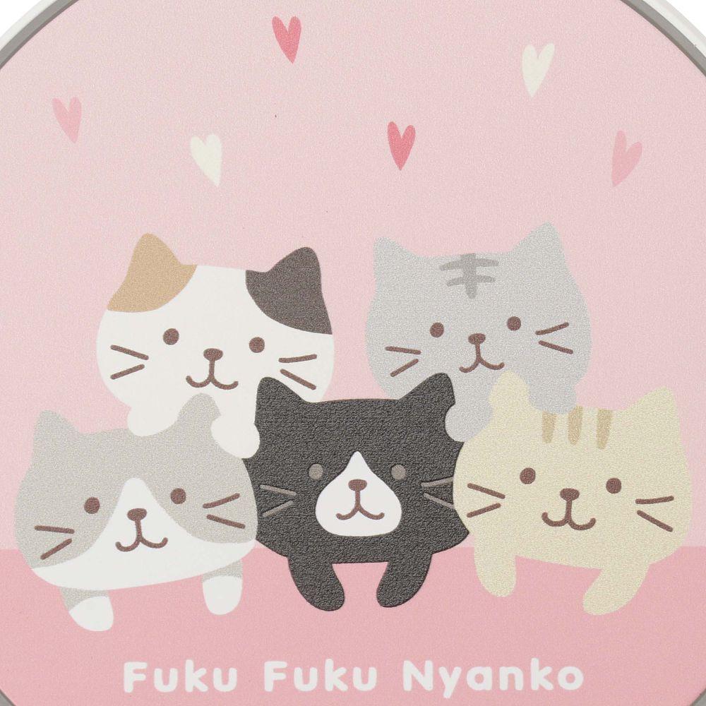 FukuFukuNyanko ワイヤレス充電器